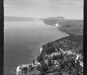 Hatepe, Lake Taupo