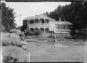 Mansion House on Kawau Island