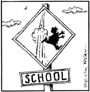 SCHOOL. Bay News, 23 November 2006
