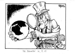 [Uncle Sam] The Dominion, 14 September 2001