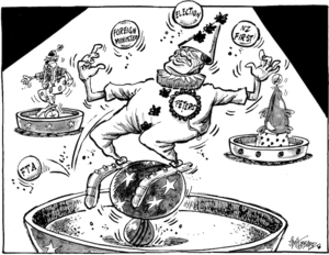 'FTA' [Free Trade Agreement] 11 April, 2008