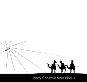 Merry Christmas from Modus, 2001