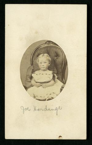 Joe Hardinge