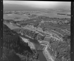 Maraetai Hydro power station, Waikato River