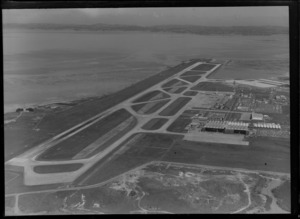Mangere Airport, Auckland