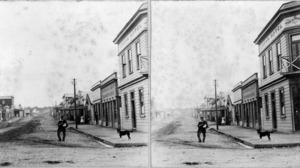 Bell Street, Kumara