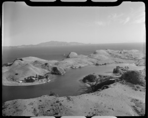 Great Mercury Island looking towards Colville