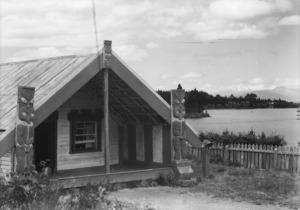Meeting house at Waipahihi