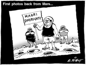 First photos back from Mars. 20 Jan, 2004.