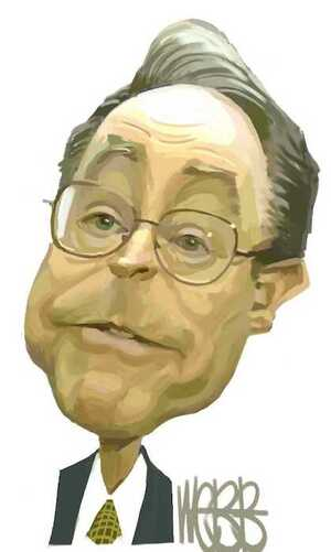 Webb, Murray, 1947- :[Don Brash] 20 August, 2002.