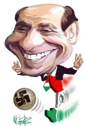 Silvio Berlusconi. [4?] July, 2003.