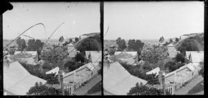 Houses [Dunedin, Otago Region?]