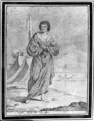Galimberti, Francesco, 1755-1803 :Otoo, roi de Tahiti. [1780s?]