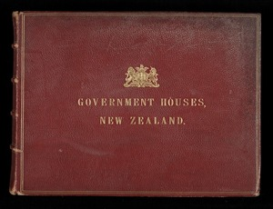 Photographs of Government Houses, New Zealand