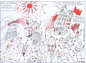 Doyle, Martin, 1956- :Why is everyone catching measles? ... 23 December 2011