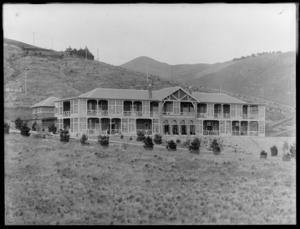 King George V Coronation Memorial Hospital, Christchurch
