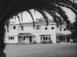 Williams family homestead, Te Parae, near Masterton, Wairarapa
