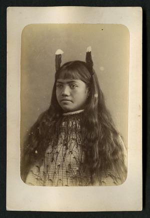 Carnell, Samuel 1832-1920 :Maud Mawhatu