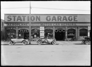 Station Garage, Christchurch