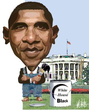 Barack Obama. 7 January, 2008