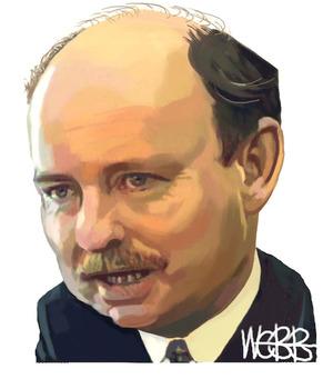 Webb, Murray 1947-:Peter McCardle (circa 1997-1999).