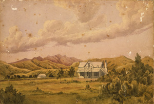 [Smith, William Mein] 1799-1869 :Helen's first home. [ca 1860]