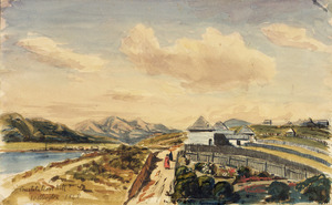 [White, Frederick John], fl 1837-1848 :Constitution Hill, Wellington, 1848.