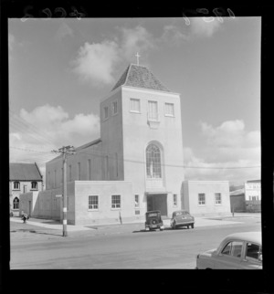St Andrew's Presbyterian Church, Palmerston North