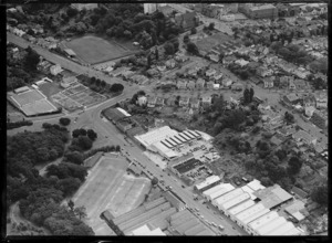 Stanley Street and surrounding area, Parnell, Auckland