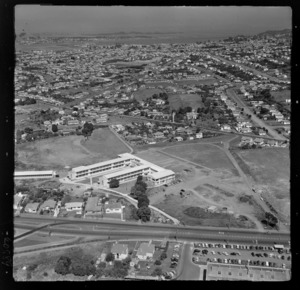 Penrose High School, Penrose and Onehunga, Auckland