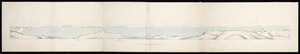[Hector, Sir James] 1834-1907 :Bay of Islands from Flagstaff Hill [1865]
