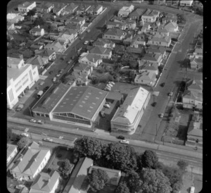 Mt Roskill/Onehunga area, Auckland, including premises of Burns Philp and Company Ltd, and houses