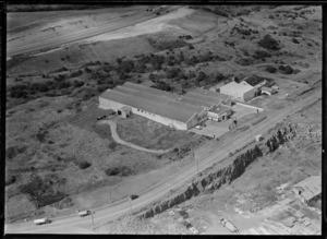 Johnston Box Company factory, Penrose, Auckland