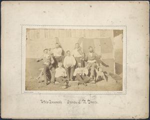 Sharp & Sons :Instrumental ensemble, Opunake redoubt