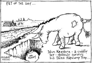 Walker, Malcolm, 1950- :Pet of the Day. 17 September 2012
