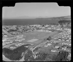 Taupo-nui-a-Tia College and rugby fields, Taupo