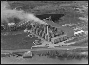 Meremere electric power station