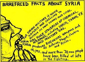 Doyle, Martin, 1956- :[Barefaced facts about Syria]. 2 May 2013