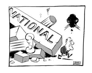 Lynch, James Robert, 1947- :'National'. 3 December 1984