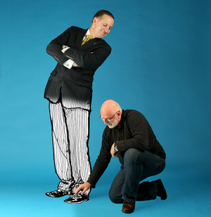 [Tom Scott drawing John Key] 4 September 2010