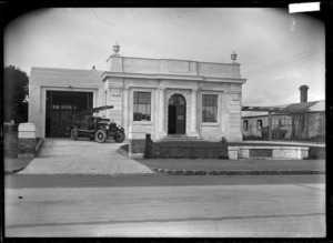 Otahuhu Borough Council Chambers and Fire Station