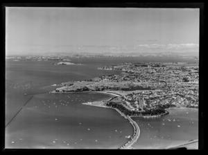 Orakei and eastern suburbs, Auckland