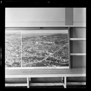 New Lynn, Auckland, photograph used in the Changing Auckland Exhibition