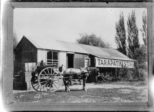 Tarapatiki Store, Wairoa District
