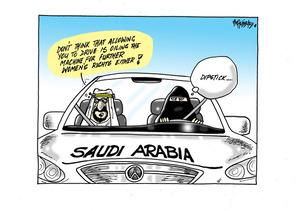 Saudi Arabia lifts ban against women driving