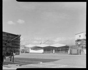 Inter-island Rail-road Ferry Terminal, Wellington