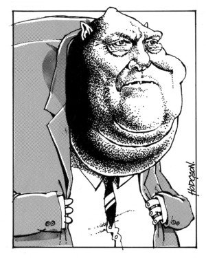 Hodgson, Trace, 1958- :[Sir Robert Muldoon. 1981].