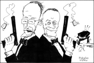Walker, Malcolm, 1950-:[Don Brash and John Key collude] 4 May 2011