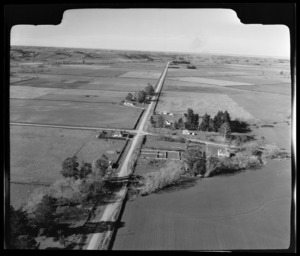 Richard Pearse flight site, Waitohi, Levels County, Timaru District, Canterbury Region