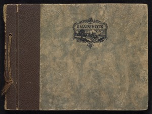 Kelly, Leslie George, 1906-1959: Photograph album of Maori pa and battle sites